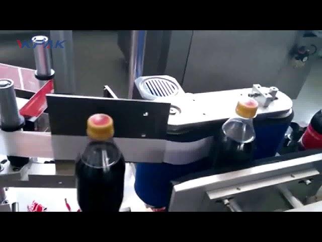 Automaattinen Cola-pullojen etiketöintikone