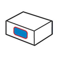Pakkauksen puoleinen tarra 1