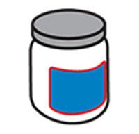 Pyöreä pullon etiketöinti